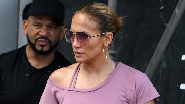 Jennifer Lopez Reveals Her Secret To Staying 'Motivated' At The Gym  Watch