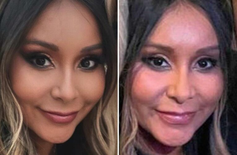 Jersey Shore fans slam Nicole 'Snooki' Polizzi after she looks 'so different' in leaked unedited photo