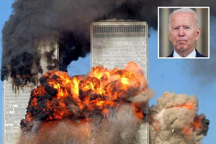 Joe Biden orders FBI to declassify files on 9/11 attack probe as victims' families demand answers on Saudi links