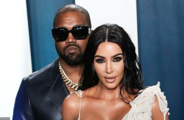 Kanye West to Face Off Ex Kim Kardashian in Homeware Business