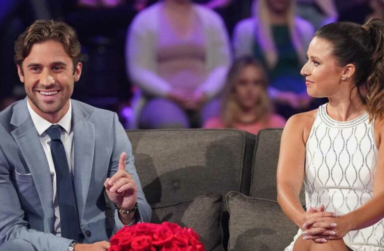 """Katie Thurston Says She and Greg Grippo Have Had a Private Talk and """"Moved On"""" Since 'After the Final Rose'"""