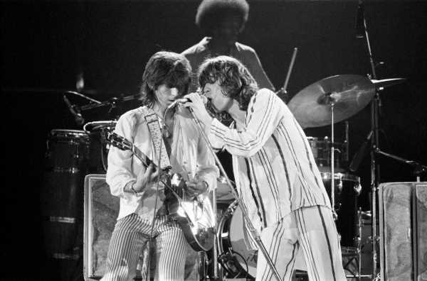 Keith Richards Says He Dislikes Mick Jagger Only 1% of the Time