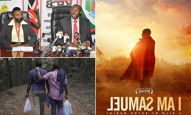 Kenya bans film about two gay lovers branding it 'demeaning'
