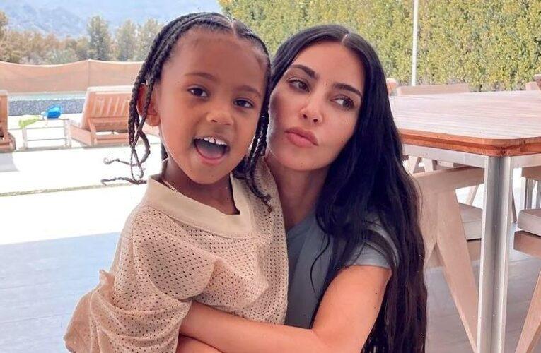 Kim Kardashian Reveals Son Saint, 5, Broke His Arm: 'I'm Not OK'