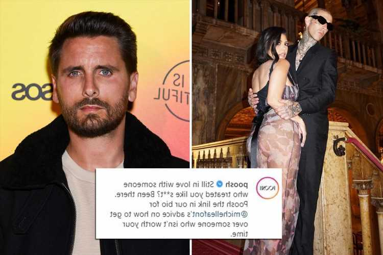 Kourtney Kardashian RIPS ex Scott Disick with not-so cryptic post after he mocked her PDA with Travis Barker