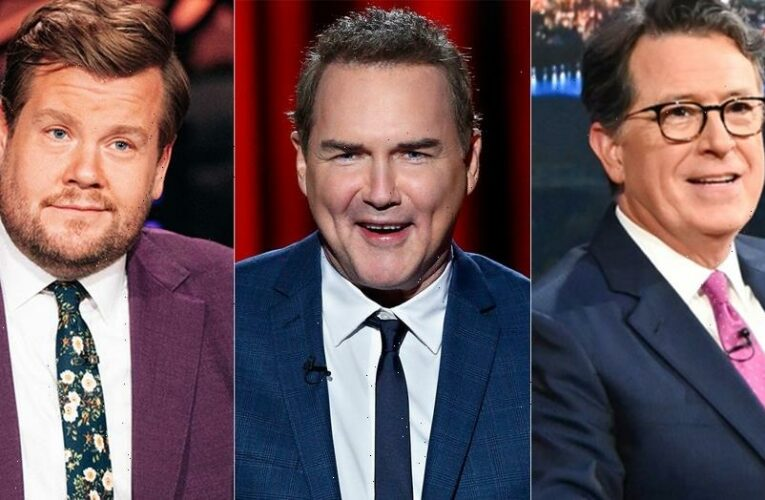 Late-night hosts pay tribute to Norm Macdonald following his death: 'The comedy world is poorer'