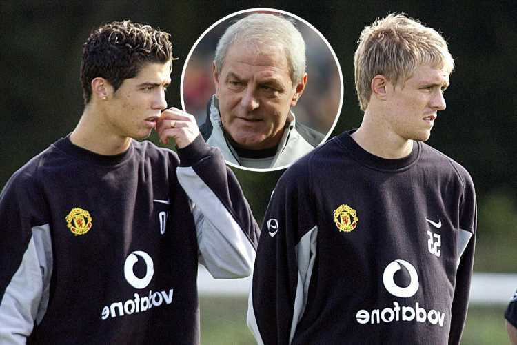 Legend Cristiano Ronaldo became the player he is thanks to former Man Utd No2 Smith – who left him 'tearing hair out' – The Sun