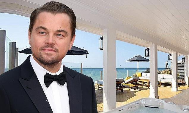 Leonardo DiCapri lists one of his beachfront Malibu mansions for $10m