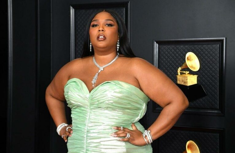 Lizzo Was 'Angry' At 1 Point Early In Her Career