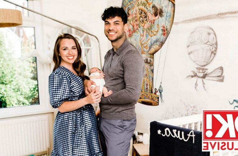 Louisa Lyttons baby name meaning as she pays tribute to her grandmother