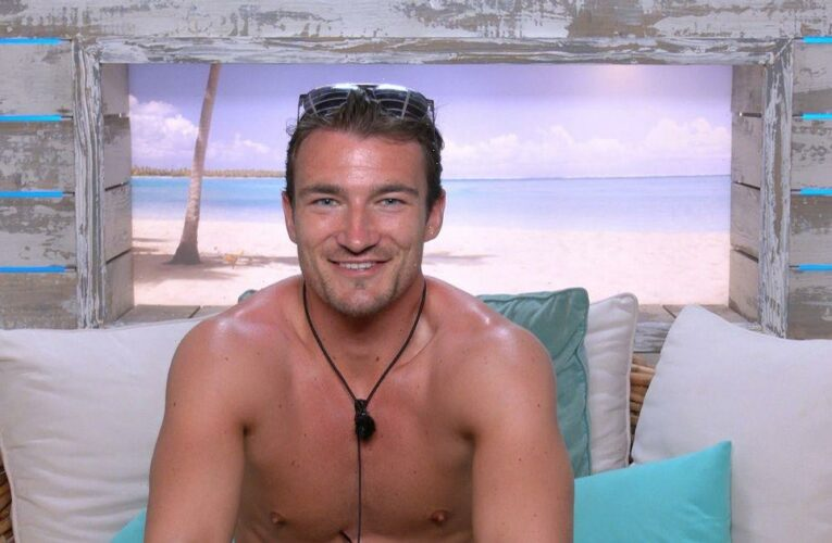 Love Island producers cut one of Bretts scenes as he begged them to scrap it