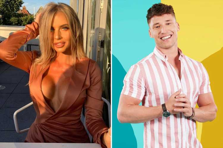 Love Island's Faye Winter's hunky former flame is looking for love on Ready to Mingle