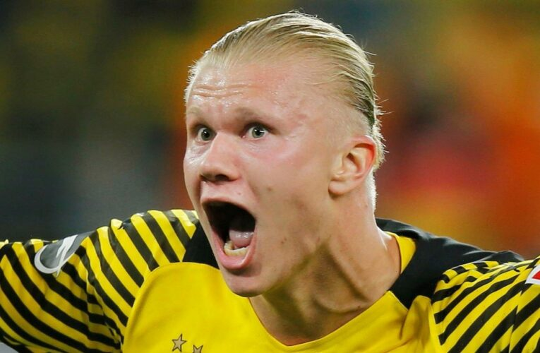 Man Utd in Erling Haaland transfer boost as Juventus rule themselves out of race after he rejected past loan offer