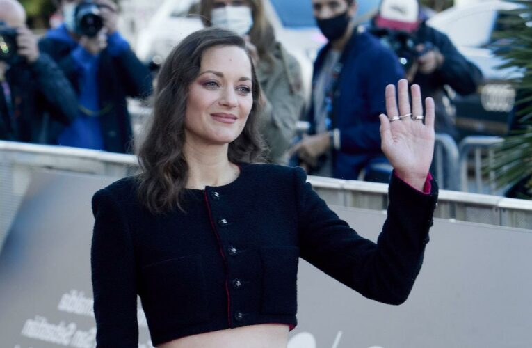 Marion Cotillard Says There Are 'More Roles for Women' As a Result of the #MeToo Movement