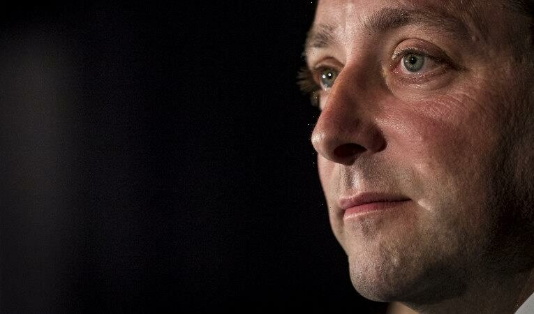 Matthew Guy, architect of a phone-box party, goes the reverse ferret