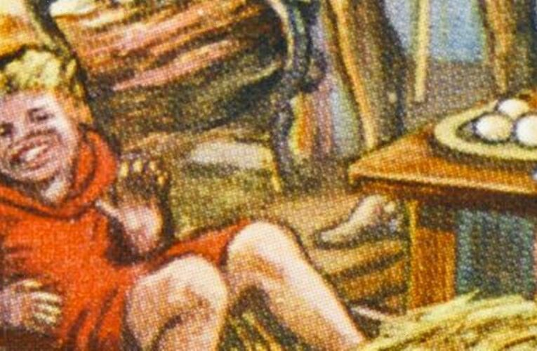 Medieval panic about 'changelings' saw babies rejected for being OAP fairies