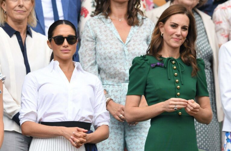 Meghan Markle and Kate Middleton Are Following Prince Harry and Prince William's 'Lead', According to Royal Author
