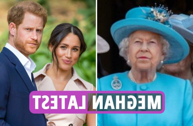 Meghan Markle latest news: Prince Harry & Meg 'have a sheer nerve for asking to meet Queen' after Xmas snub last year