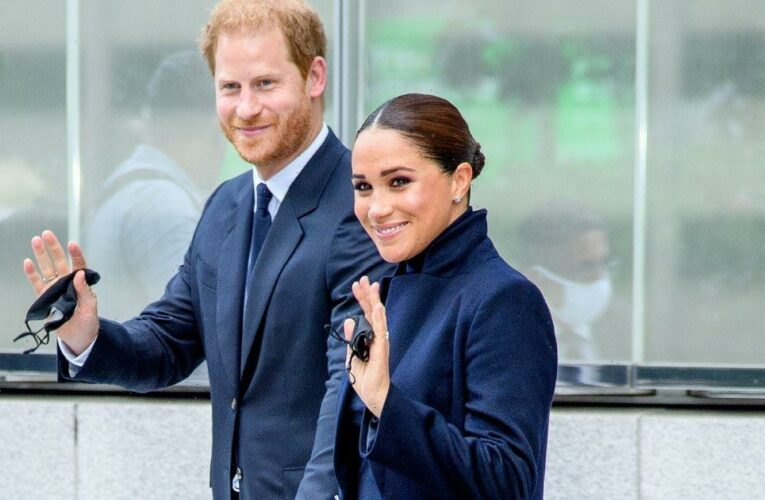 Meghan Markles glam New York wardrobe branded wildly inappropriate by Lady C