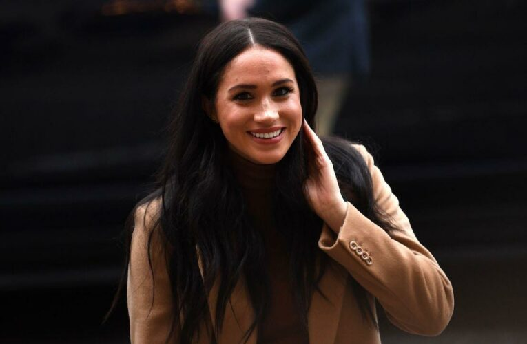 Meghan Markle's satin silky skirt is still a fan-favourite – and we've found an affordable version