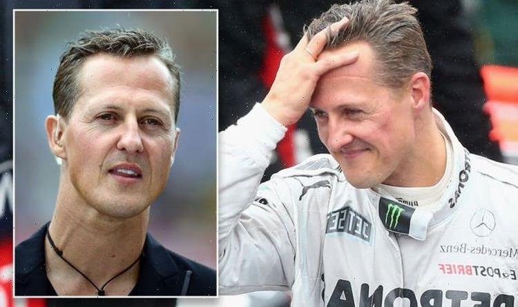 Michael Schumacher health: Wife Corinna shares latest – F1 star is 'different but here'