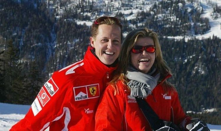 Michael Schumacher's wife Corinna on not being able to go out with F1 star