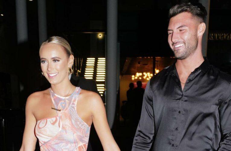 Millie Court and Liam Reardon look closer than ever after 'awkward' Love Island reunion
