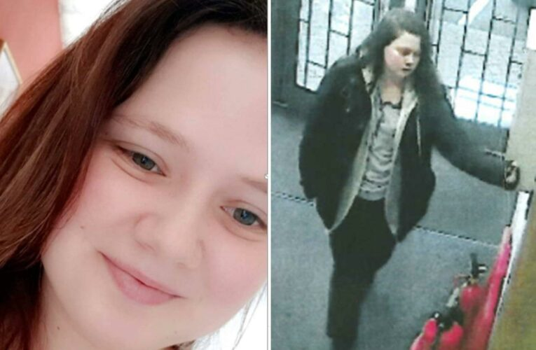 Missing Leah Croucher, 19, could have been ABDUCTED after driver saw woman pushed into passenger seat day she vanished
