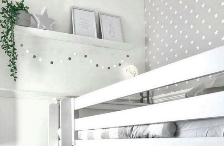 Mum transforms son's box room for just £240 – complete with secret play area