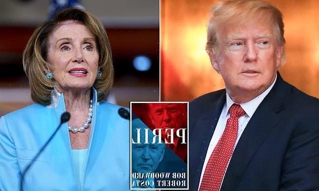 Nancy Pelosi mocked Donald Trump's 'fat butt'