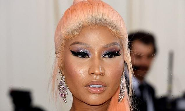 Nicki Minaj has Covid-19, says she's still 'doing research' on vaccine
