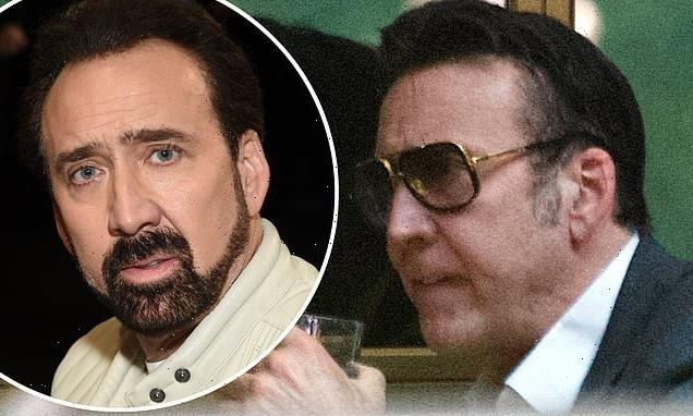 Nicolas Cage is 'thrown out of restaurant in Las Vegas'
