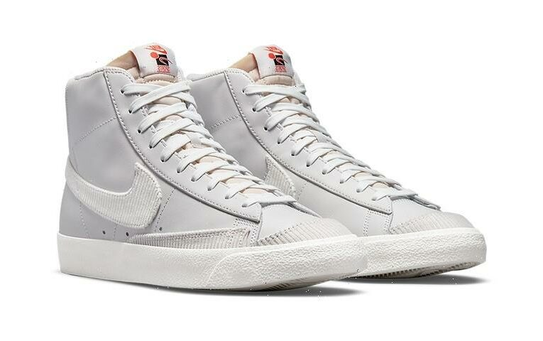 "Nike Blazer Mid ""Sports Specialities"" is Revealed in ""Vast Grey"""