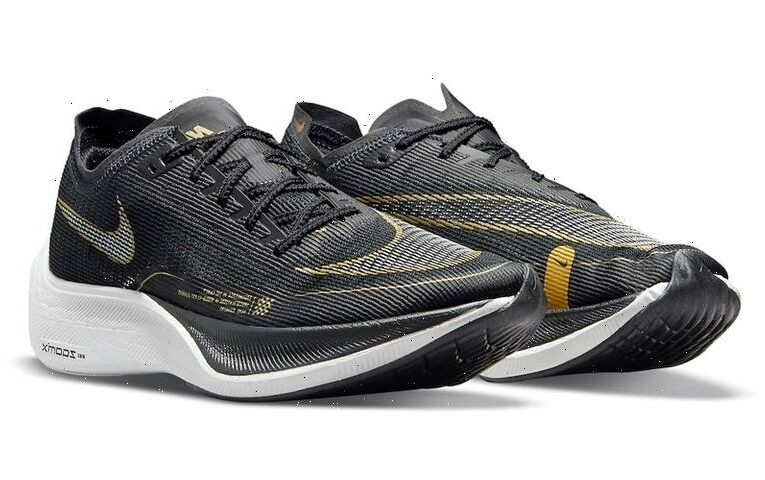 Nike Zoom VaporFly NEXT% Receives a Deluxe Black and Gold Makeover