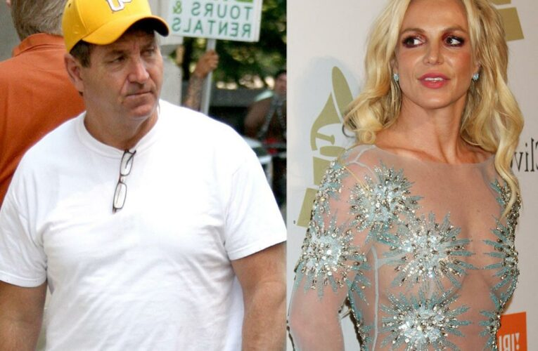 OMG! Jamie Spears Files Docs To END Britney's Conservatorship Once And For All!