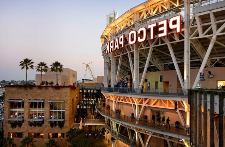 Petco Park deaths: Witness says mom lost balance after jumping up on bench with child