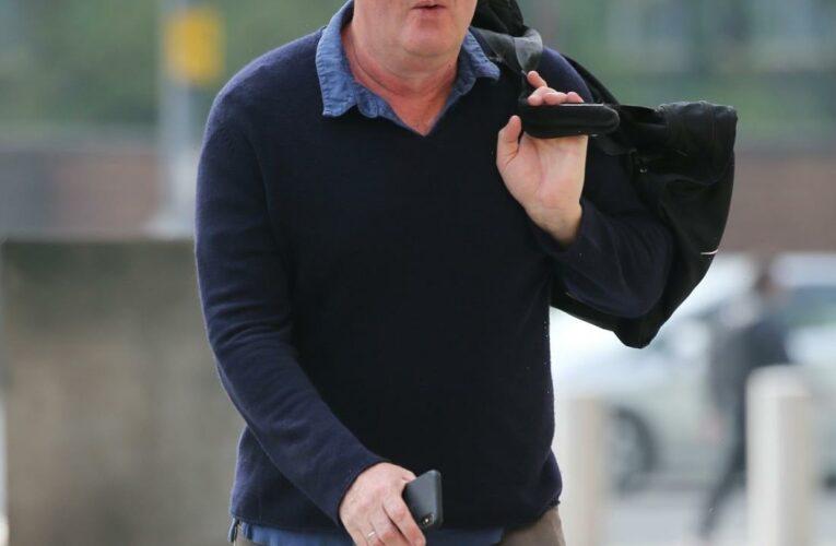 Piers Morgan signed a US-UK deal with Rupert Murdoch's media empire