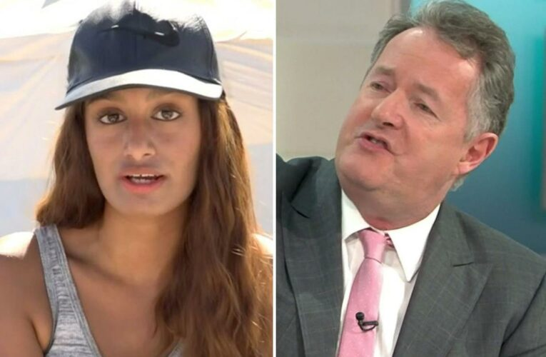 Piers Morgan slams GMB for treating him more harshly than ISIS bride Shamima Begum