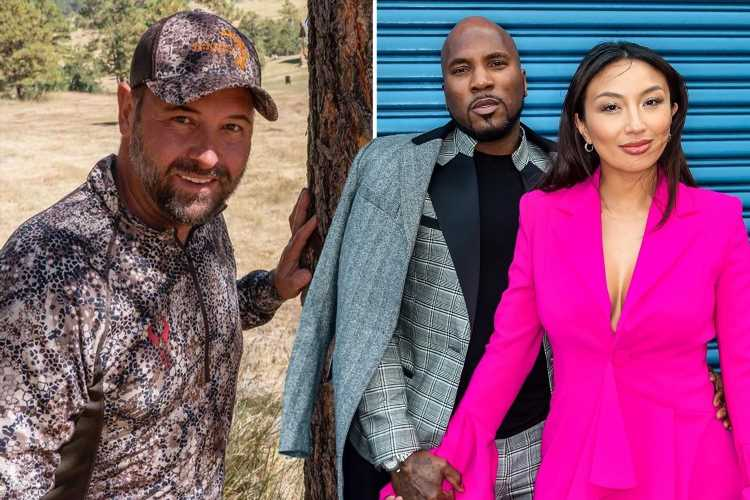 Pregnant Jeannie Mai's ex-husband slams The Real host as 'trash' after news she's expecting baby with husband Jeezy