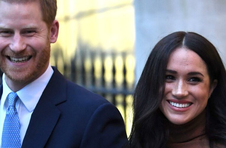 Prince Harry And Meghan Markle's Oprah Interview Was Booed At An Award Show In England