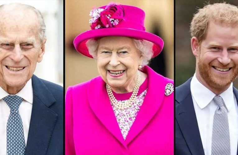 Prince Harry: The Queen and Prince Philip Were 'the Most Adorable Couple'