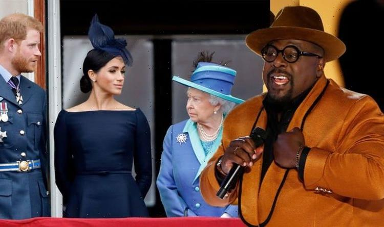 Royal Family butt of the joke at Emmys 2021 as host references Harry, Meghan and Archie