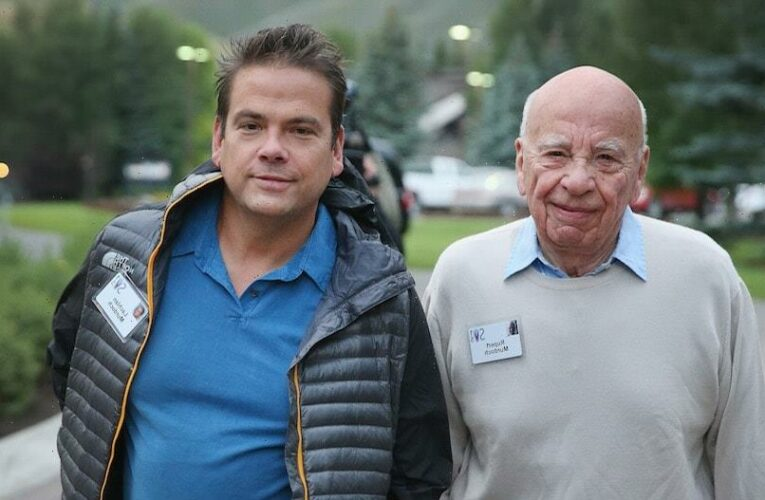 Rupert Murdoch's Fiscal 2021 Pay Dips to $31.1 Million, Lachlan's Slips to $27.7 Million
