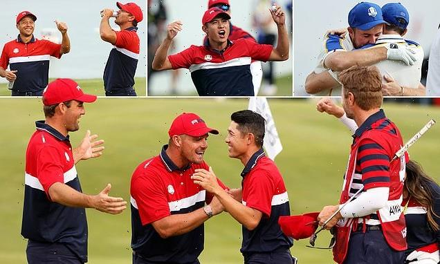 Ryder Cup LIVE: Day Three updates and tee times at Whistling Straits