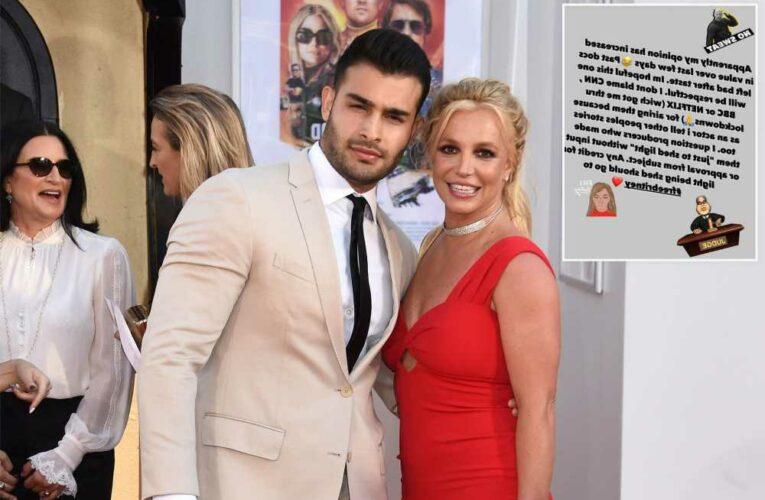 Sam Asghari: Britney Spears docs have left a bad aftertaste