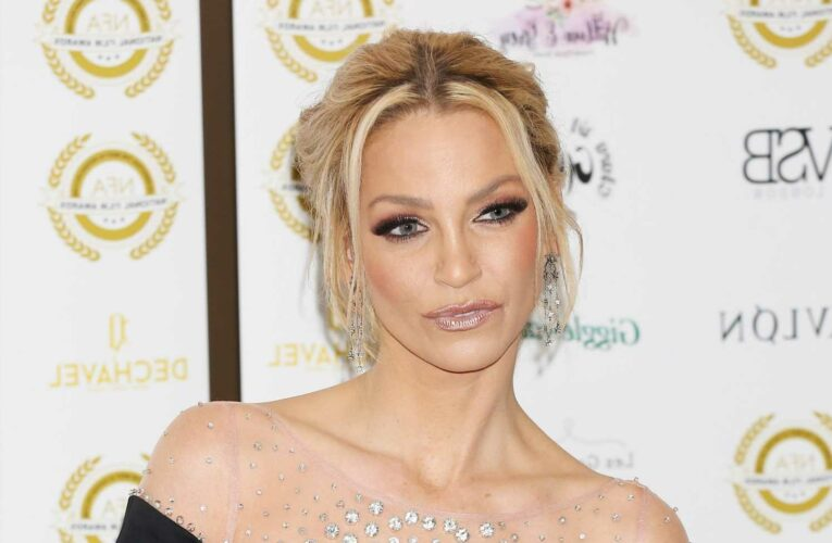 Sarah Harding dead: Girls Aloud singer, 39, dies after breast cancer battle as mum pays tribute to 'shining star'