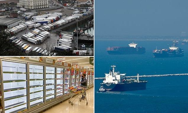 Shipping workers warn of 'global transport systems collapse'