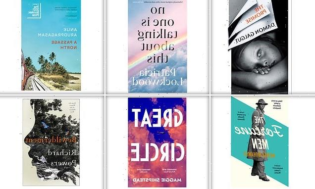 Six books shortlisted for the 2021 Booker Prize revealed
