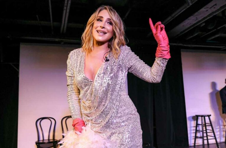 Sonja Morgan: 'I'm just tired of being so hot'
