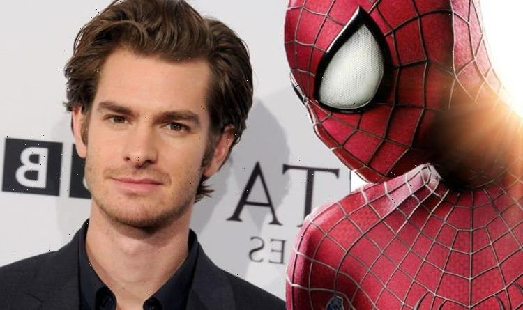 Spider-Man: Andrew Garfield responds to leaked photos of him on No Way Home set